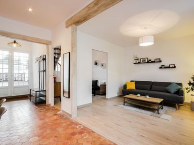 Photo for 3 bedroom Villa, sleeps 6 in Deauville with WiFi