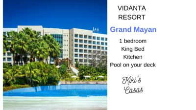 Photo for Grand Mayan-Luxurious 1200sqft luxury 1bd Suite