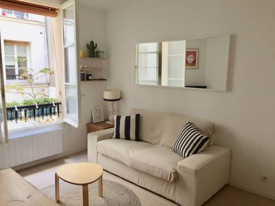 "Photo for Cozy apartment in le ""Haut-Marais"""