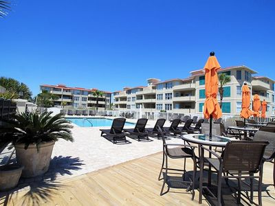 Photo for DeSoto Beach Club Condominiums Unit 304 - Swimming Pool - FREE Wi-Fi