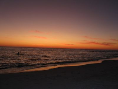 You will enjoy incredible sunrises AND sunsets from this wonderful get-away!