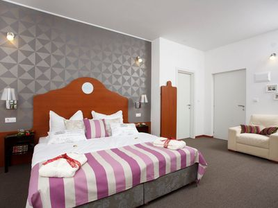 Photo for Marrino Double Room wit Sea View II