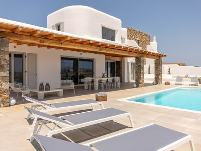 Photo for Panoramic Villa Ivana to rent in Mykonos by My Rental Homes