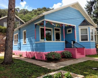Minerva's Rest is a beautifully restored Old Bisbee house