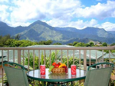 Photo for Upscale Town-House in Princeville; Close to Hanalei