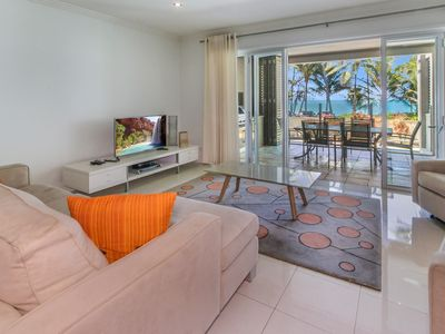 Photo for Island Views Three | 3 Bedroom | Luxury Beachfront Apartment