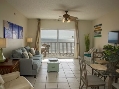 Photo for **Beautiful Gulf Front 1 BR ~ REDUCED RATES for remainder of Summer**