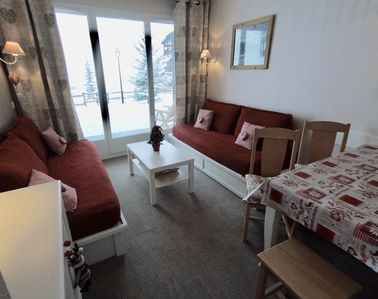 Photo for Beautiful 2 rooms at the foot of the slopes