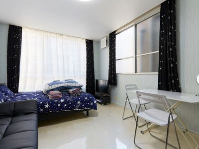 Photo for Asakusa Station 2 minutes on foot / 3F / new renovation / free wifi / 1 floor exclusive use / airport access close flight