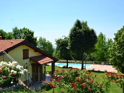 Photo for Lush Home in Montecatini Terme in Valdinievole with BBQ