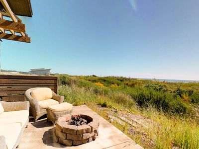 Photo for NEW LISTING! Oceanfront beach home with free WiFi and great ocean views!