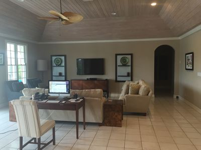 Photo for Spacious And Relaxing 4 Bedroom Home In Upscale Old Fort Bay