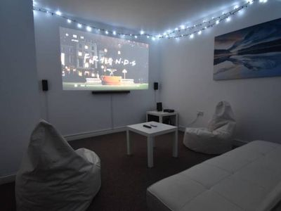 "Photo for 5 Bed Whole House With 125"" Home Cinema"