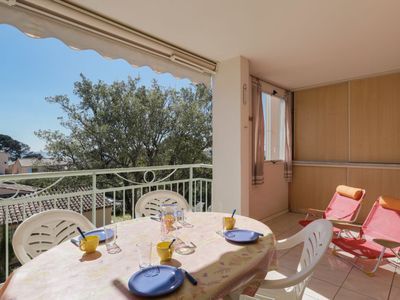 Photo for Apartment LES CALANQUES DU PARC in Saint Aygulf - 4 persons, 1 bedrooms
