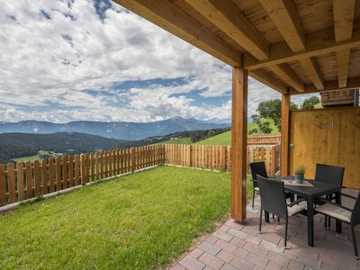 Photo for Holiday Apartment Thymian with Mountain View, Wi-Fi, Garden & Sauna; Parking Available