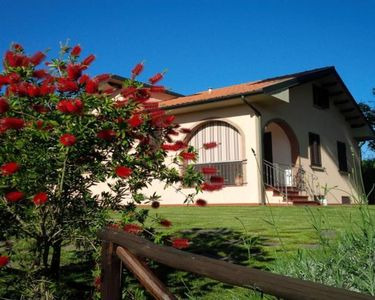Photo for 3BR House Vacation Rental in Montescudaio, Pisa