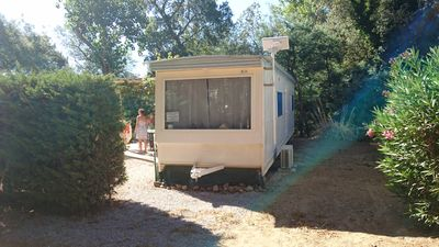 Photo for Luxury Stacaravan / Chalet / Mobile Home in Southern France near St Tropez