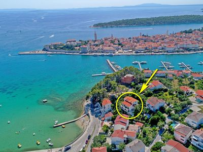 Photo for Apartments Marija, (14303), Banjol, island of Rab, Croatia