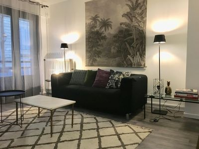 Photo for Cozy nest in the heart of the city close to all the shops