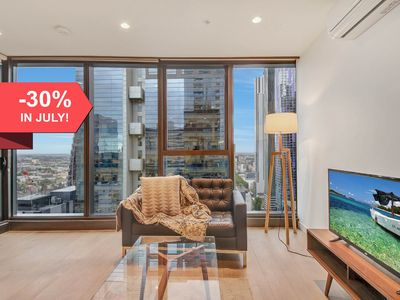 Photo for A Stylish 2BR CBD Suite Next to Melbourne Central