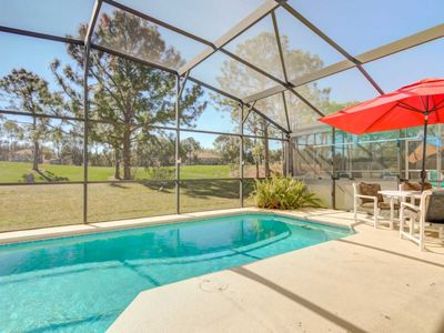 Photo for South Facing Pool-Gated-Golf Course View-Game room-