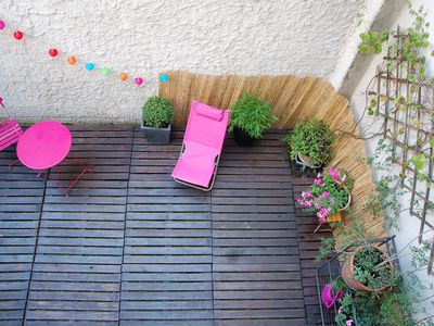 Photo for Pretty little house in the very heart of Reims with garage and terrace