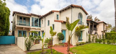 Photo for Steps to Cedars-Sinai & Much, Much More - Luxury, Remodeled Spanish Architecture