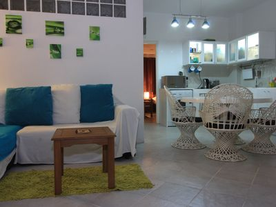 Photo for Apartment in Pereybere 3 minutes walk from the beach