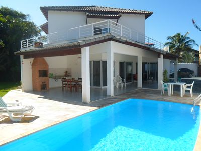 Photo for Cond. Costa del Sol, Beach of Guaratuba, Bertioga, 50 mts from the beach