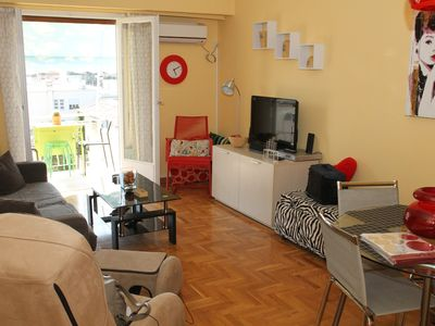 Photo for Colorful apartment in Athens!