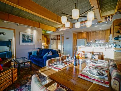 Photo for Ski in/Out + Pool + Great Views! + Private Shuttle + Rent 4nts, Get 5th Free