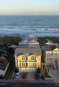 Photo for Luxury Home, Pool, Elevator, Great Ocean views, & 45 Steps to beach