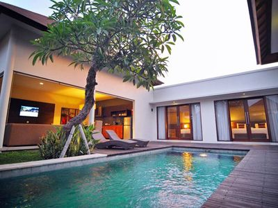 Photo for Uppala Villas · Spacious 2BR Private Pool Villa Umalas Bali