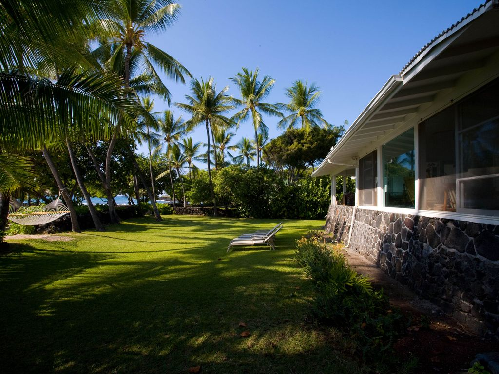 Old Hawaii Style Plantation Manager S Beach Vrbo