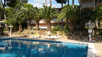 Photo for Apartment close to creeks Platja d'Aro