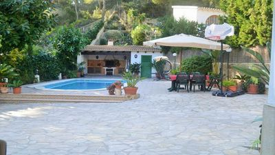 Photo for House near the beach with pool