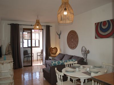 Photo for Excellent apartment located in the center of Corralejo