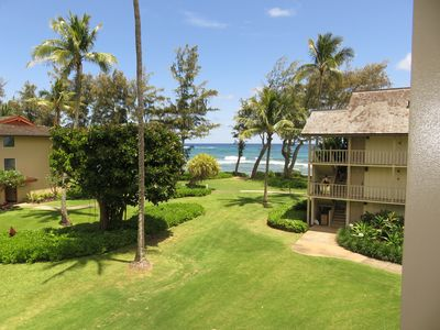 Photo for #320 - Kauai Ocean View Condo Rental By Owner - FREE Parking WiFi Steps to Ocean