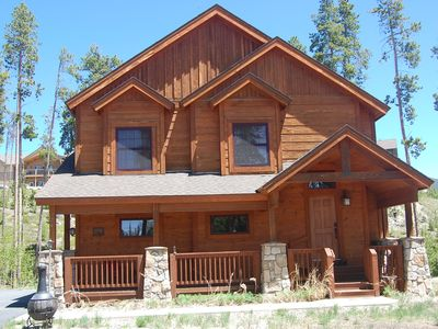 Photo for BEAUTIFUL GRAND LAKE HOME! 4 BED/3 BATH/2 LIVING SPACES/ CLOSE TO ACTIVITIES