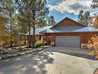 Scenic Pagosa Springs House mit