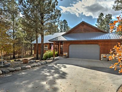 Photo for Scenic Pagosa Springs House w/ Porch & Views!