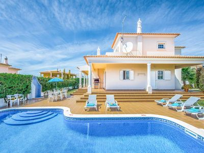 Photo for Villa Montes- This detached villa includes A/C, WI-FI, Pool Table & Table Tennis