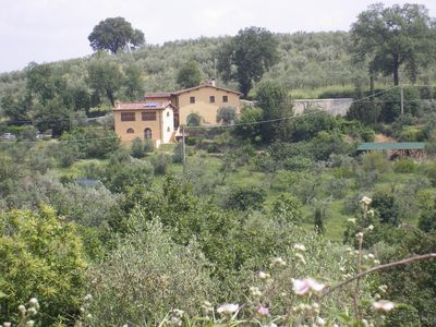 Photo for Il Fienile in the countryside just 11 km from Florence