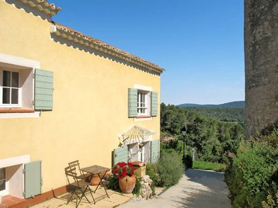 Photo for Vacation home L'Oustalou  in Pontevès, Côte d'Azur hinterland - 4 persons, 2 bedrooms