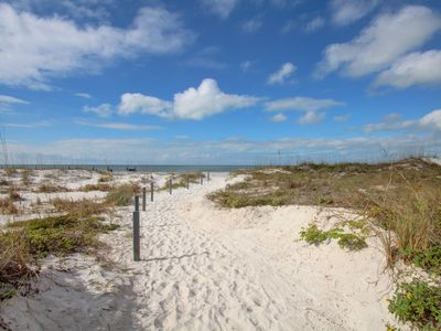 Photo for Family Friendly Paradise on the Gulf! No streets to cross! Special Rates Now!