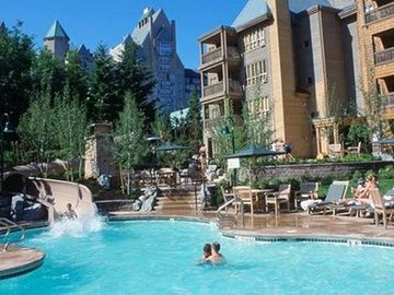 Club Intrawest (Whistler, Britisch-Kolumbien, CA)