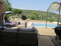 A well equipped villa in an excellent location