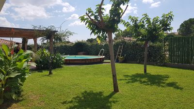 Photo for villa south of France with swimming pool