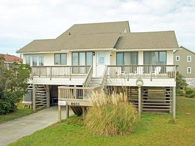 Photo for OCEANSIDE, 3 BEDROOMS, WIFI, DIRECT BEACH ACCESS AND PET FRIENDLY.