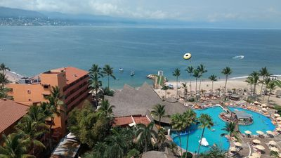 Photo for *** Beach Apartment with Bay & Ocean View in Puerto Vallarta